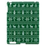 Ugly Christmas Apple iPad 3/4 Hardshell Case