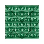 Ugly Christmas Acrylic Tangram Puzzle (6  x 6 )