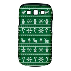 Ugly Christmas Samsung Galaxy S Iii Classic Hardshell Case (pc+silicone) by Onesevenart