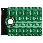 Ugly Christmas Apple iPad Mini Flip 360 Case