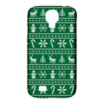 Ugly Christmas Samsung Galaxy S4 Classic Hardshell Case (PC+Silicone)