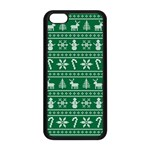Ugly Christmas Apple iPhone 5C Seamless Case (Black)