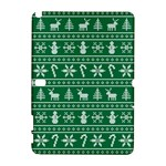 Ugly Christmas Samsung Galaxy Note 10.1 (P600) Hardshell Case