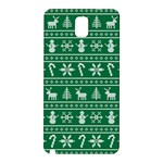 Ugly Christmas Samsung Galaxy Note 3 N9005 Hardshell Back Case