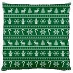 Ugly Christmas Standard Flano Cushion Case (Two Sides)