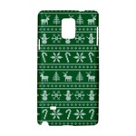 Ugly Christmas Samsung Galaxy Note 4 Hardshell Case