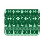 Ugly Christmas Double Sided Flano Blanket (Mini)