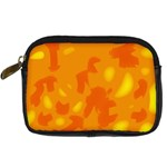 Orange decor Digital Camera Cases Front