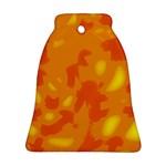 Orange decor Ornament (Bell)