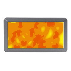 Orange Decor Memory Card Reader (mini)