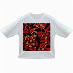 Red artistic design Infant/Toddler T-Shirts Front