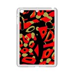 Red artistic design iPad Mini 2 Enamel Coated Cases Front