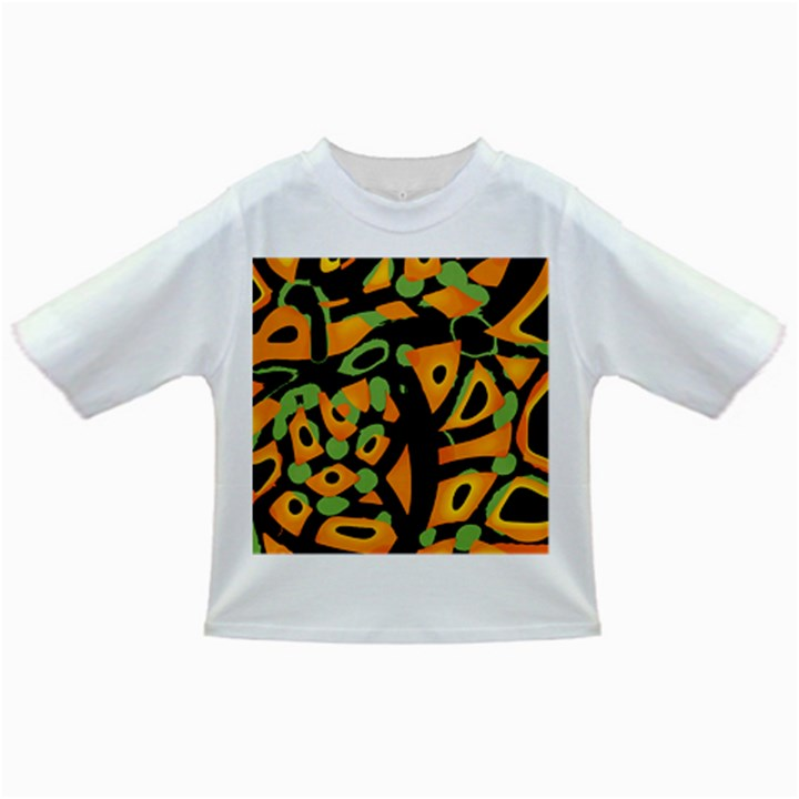 Abstract animal print Infant/Toddler T-Shirts