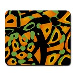 Abstract animal print Large Mousepads Front