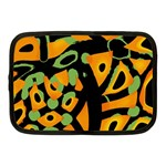 Abstract animal print Netbook Case (Medium)  Front