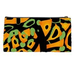 Abstract animal print Pencil Cases Back
