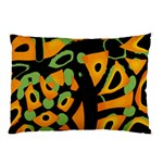 Abstract animal print Pillow Case (Two Sides) Front