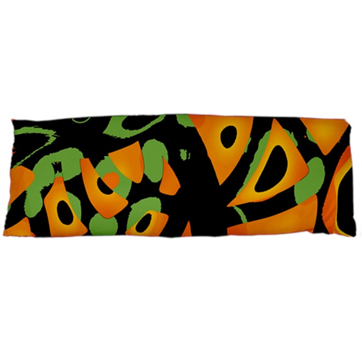 Abstract animal print Body Pillow Case (Dakimakura)