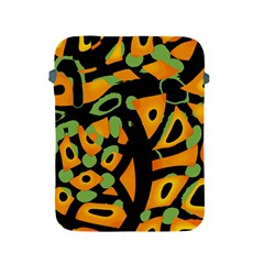Abstract Animal Print Apple Ipad 2/3/4 Protective Soft Cases