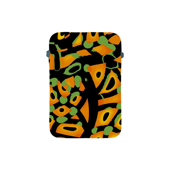 Abstract animal print Apple iPad Mini Protective Soft Cases