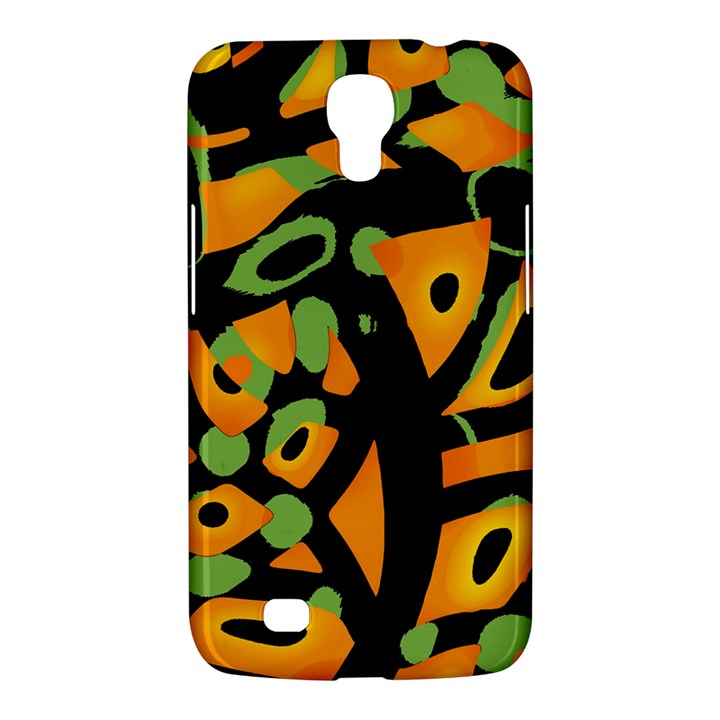 Abstract animal print Samsung Galaxy Mega 6.3  I9200 Hardshell Case