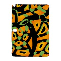 Abstract Animal Print Samsung Galaxy Note 10 1 (p600) Hardshell Case