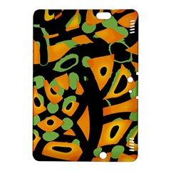 Abstract Animal Print Kindle Fire Hdx 8 9  Hardshell Case