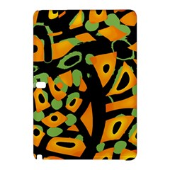 Abstract Animal Print Samsung Galaxy Tab Pro 10 1 Hardshell Case