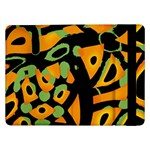 Abstract animal print Samsung Galaxy Tab Pro 12.2  Flip Case Front