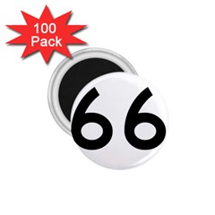 U S  Route 66 1 75  Magnets (100 Pack)