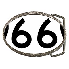 U S  Route 66 Belt Buckles by abbeyz71