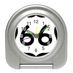 U S  Route 66 Travel Alarm Clocks by abbeyz71