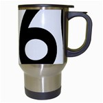 U.S. Route 66 Travel Mugs (White) Right