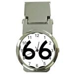 U.S. Route 66 Money Clip Watches