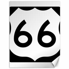 U S  Route 66 Canvas 36  X 48   by abbeyz71