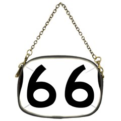 U S  Route 66 Chain Purses (one Side)