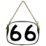 U.S. Route 66 Chain Purses (One Side)  Front