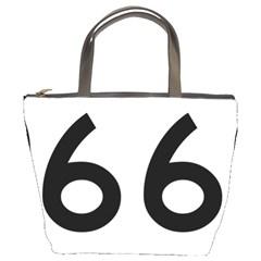 U S  Route 66 Bucket Bags