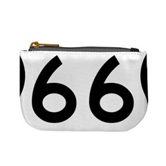 U S  Route 66 Mini Coin Purses by abbeyz71