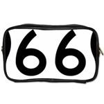 U.S. Route 66 Toiletries Bags 2-Side