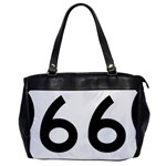 U.S. Route 66 Office Handbags Front