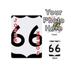 U.S. Route 66 Playing Cards 54 (Mini)  Front - Joker2