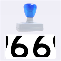 U S  Route 66 Rubber Stamps (large)