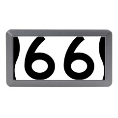U S  Route 66 Memory Card Reader (mini) by abbeyz71