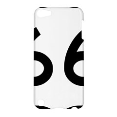 U S  Route 66 Apple Ipod Touch 5 Hardshell Case by abbeyz71