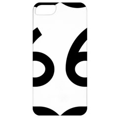 U S  Route 66 Apple Iphone 5 Classic Hardshell Case by abbeyz71