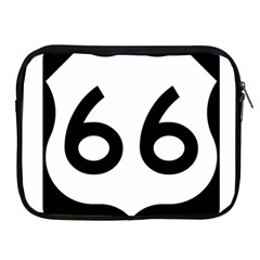U S  Route 66 Apple Ipad 2/3/4 Zipper Cases by abbeyz71