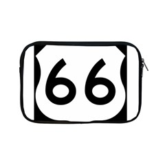 U S  Route 66 Apple Ipad Mini Zipper Cases by abbeyz71
