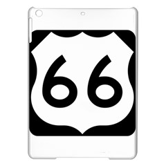 U S  Route 66 Ipad Air Hardshell Cases by abbeyz71