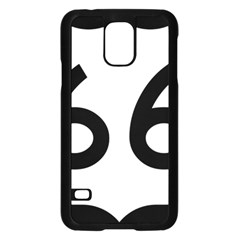 U S  Route 66 Samsung Galaxy S5 Case (black) by abbeyz71
